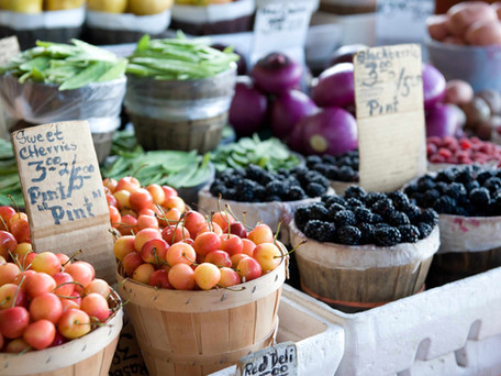 San Diego County Farmers Markets