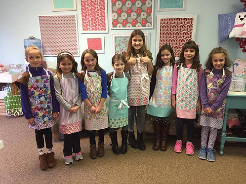 Girl Scout Aprons - Sunday Feb 7th - 12:00pm-2:00pm