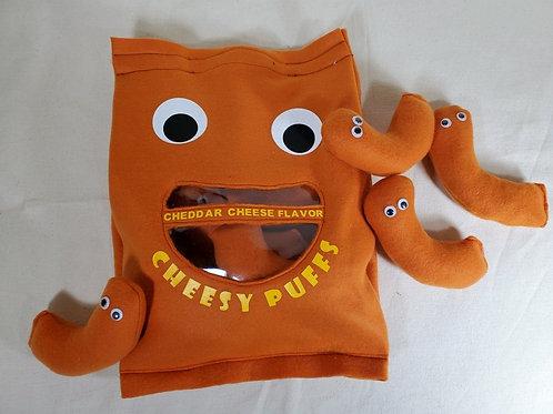 Puffy Cheesy Puffs -  Thursday Feb 18th - 12:00pm-2:30pm