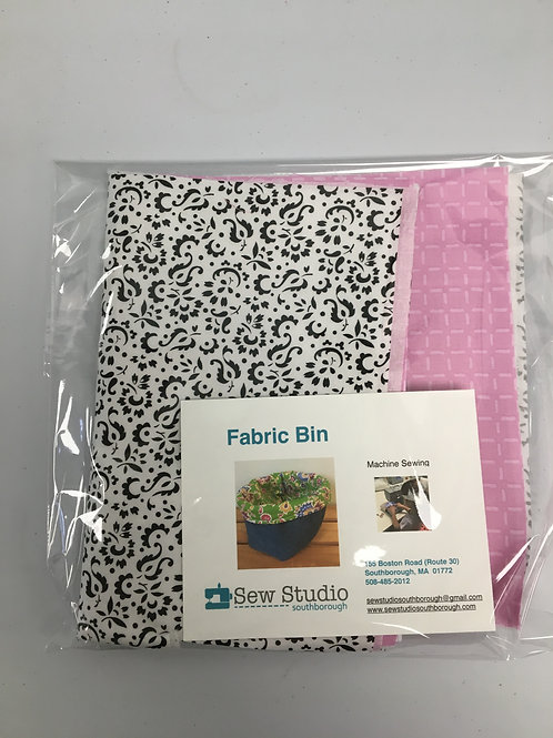 Fabric Bin