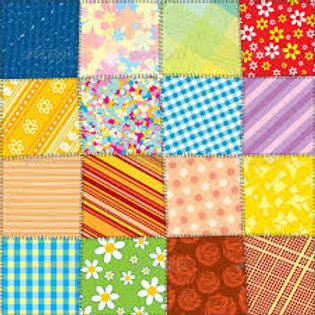 Mini Quilt -  Monday Aug 16th - 1:00pm-3:30pm