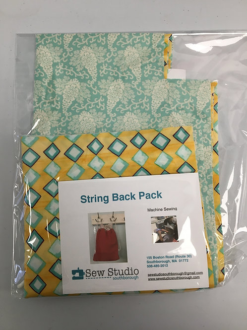 String Backpack