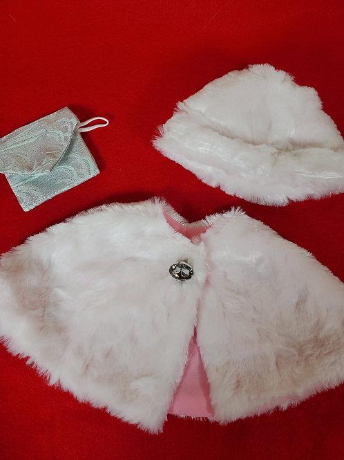Doll Fur Cape and Hat - Saturday Dec 12th - 9:00am-11:30am