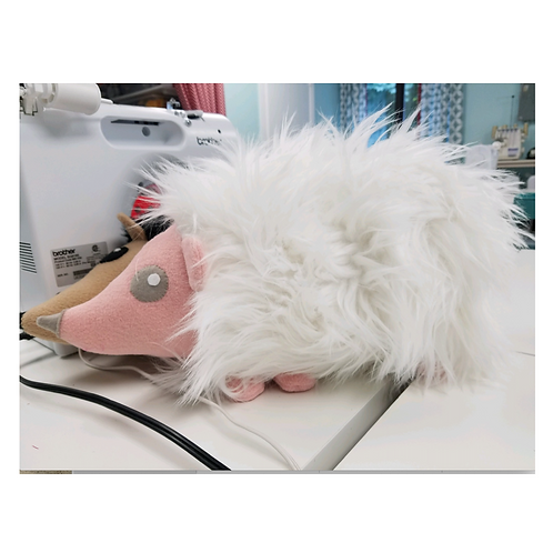 Fuzzy Hedgehog-  Wednesday June 23rd - 1:00pm-3:30pm