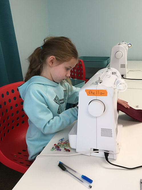 Wednesday Sewing - Mar 5th, 12th, 19th, 26th