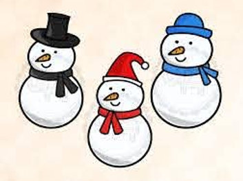 Beanbag Snowman Game - Wednesday Dec 30th - 12:00pm-2:30pm