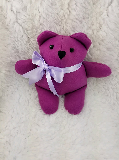Sweet and Simple Memory Bear