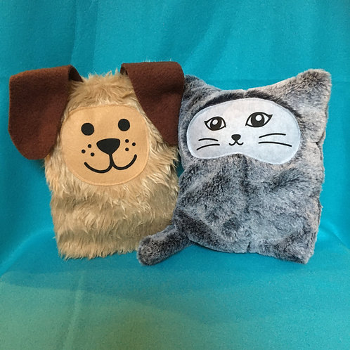 Kitty and Puppy Warmie -  Tuesday Feb 16th - 9:00am-11:30am