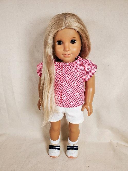 Doll Clothes -  Saturday May 15th - 9:00am-11:30am