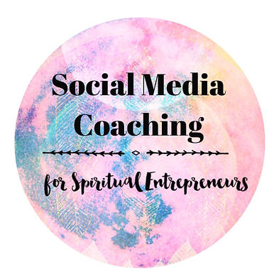 Social Media Coach for Spiritual Entrepreneurs