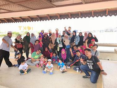 Family Day Ke Kuala Terengganu 2018