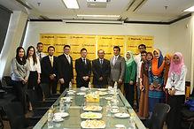 Majlis Tandatangan MOU Ukhwah Bersama Maybank Trustee