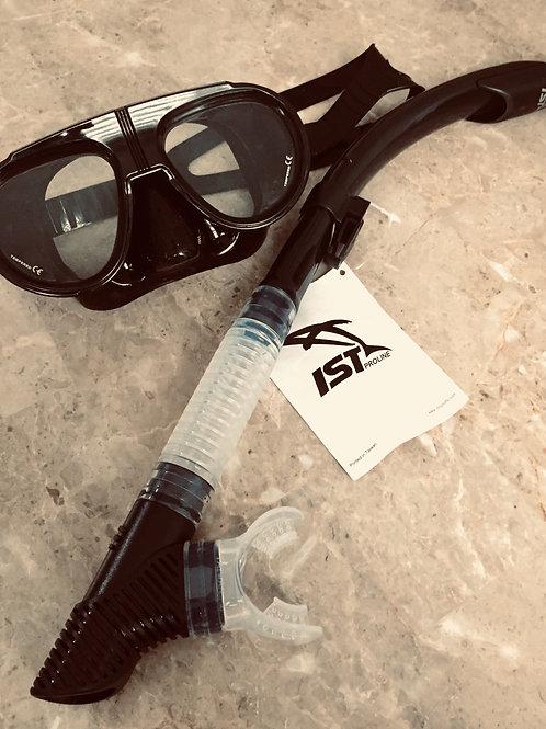 Combo snorkel IST