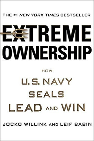 """Extreme Ownership"" Jocko Willink and Leif Babin"