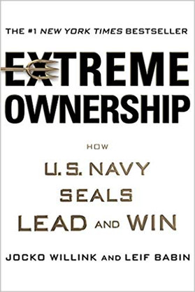 """""""Extreme Ownership"""" Jocko Willink and Leif Babin"""