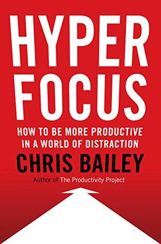 """Hyper Focus"" Chris Bailey"