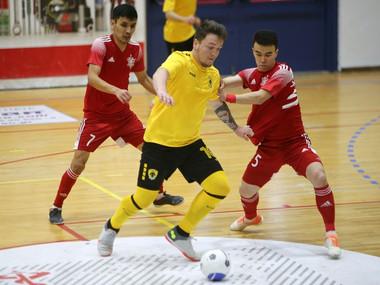 Futsal: Δεν τα κατάφερε η ΑΕΚ - Αποκλεισμός από την Ακτόμπε με 2-5