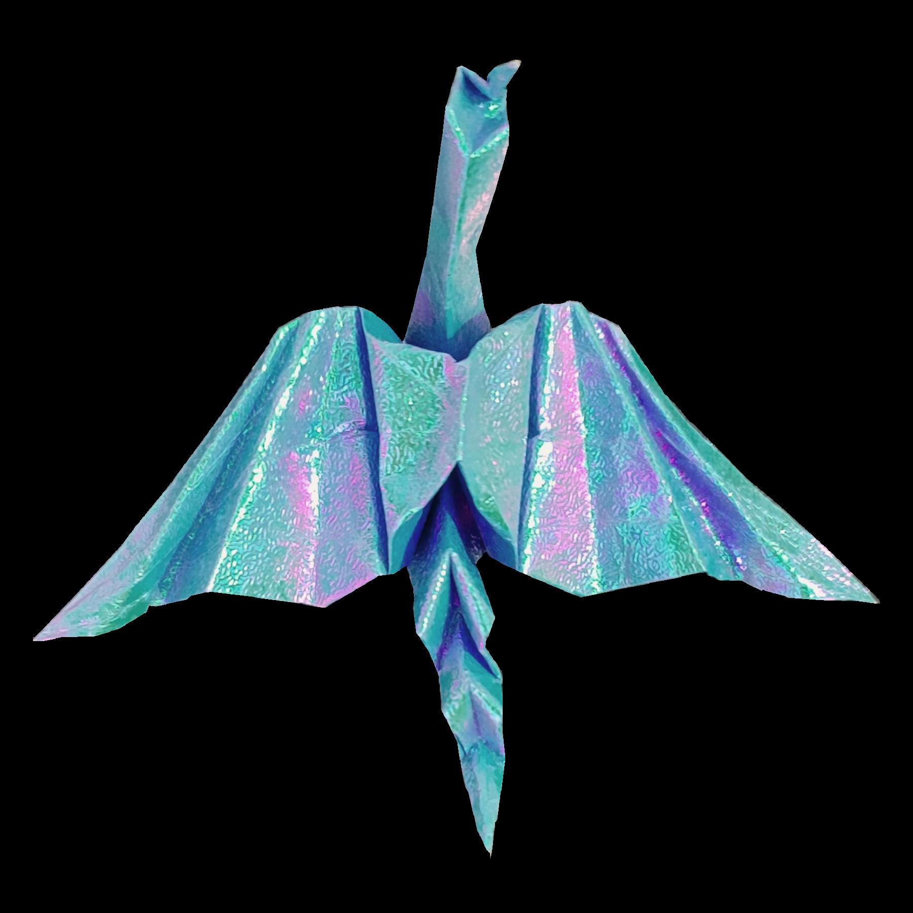Blue Dragon, Top Down View