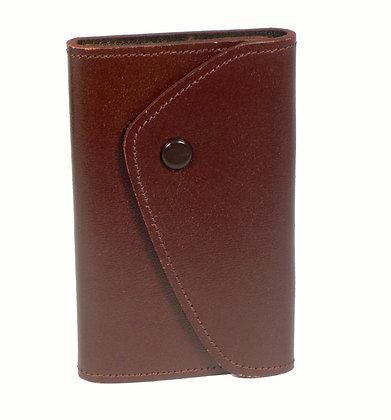 Brown Leather Key Holder