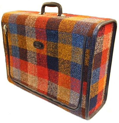 Chenille Luggage