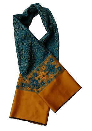 Imperial Hand Loomed Wool Scarf