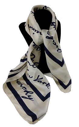 ND Givenchy Silk Scarf