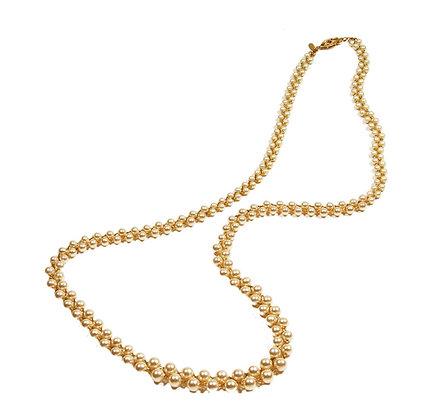 Napier Vintage Pearl Necklace