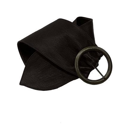 Avignon Brown Leather Belt