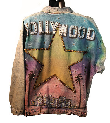 ND Hollywood Jean Jacket