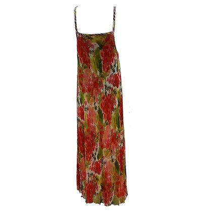 Sonia Rykiel Multicolor Viscose Dress