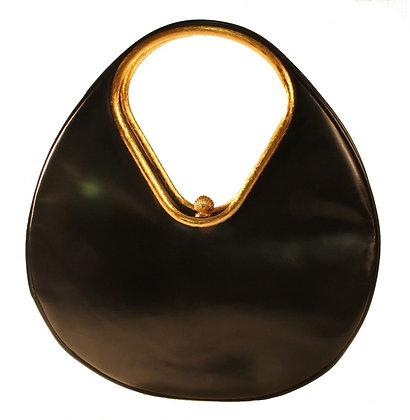 Holzman Black Leather Original