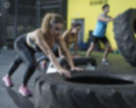 CrossFit øvelser