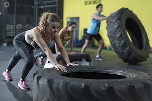 CrossFit Ćwiczenia