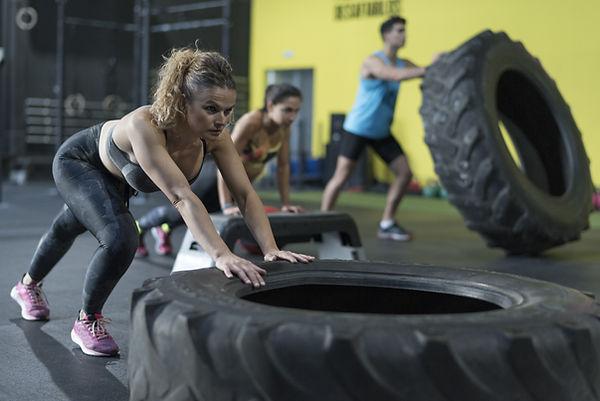 CrossFit oefeningen
