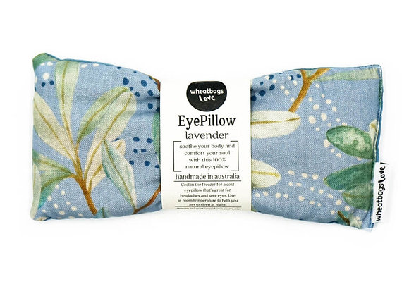 Banksia Sky Organic Eye Pillow