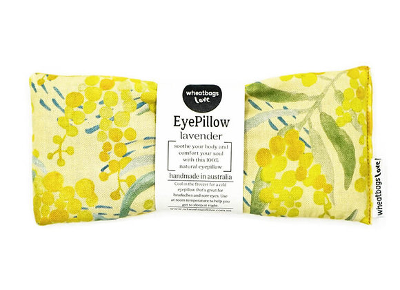 Wattle Organic Eye Pillow