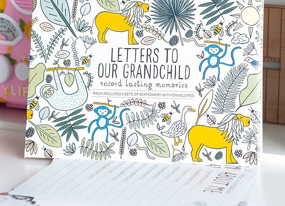 Letters to Our Grandchild