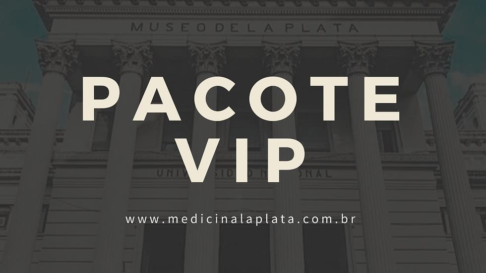 Pacote VIP