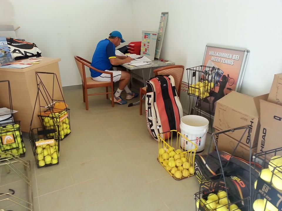andre tenis kancelarija