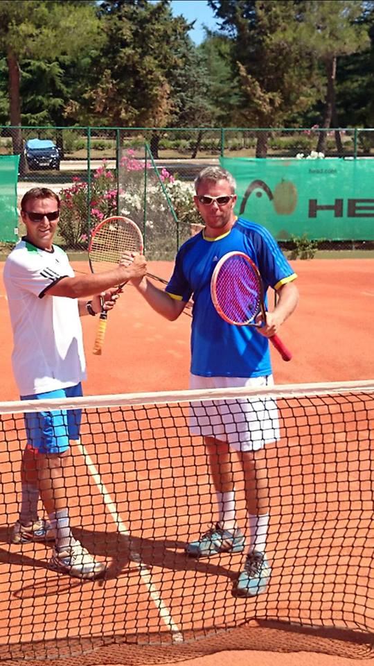 nikola i ja tennis