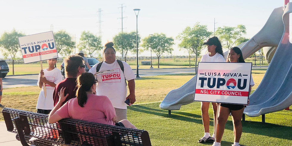 It Takes a Village Community Canvassing