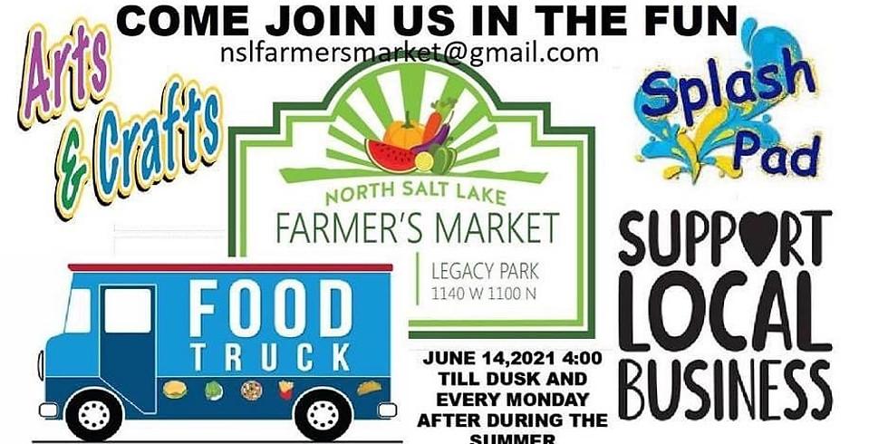 NSL Farmers Market & Food Truck Night