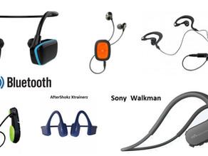 אוזניות לשחייה, מה מתאים לך?