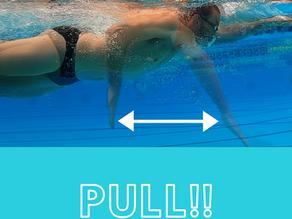 סוד הגריפה בשחייה