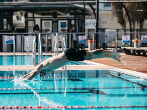 שני אימונים לחזרה לשגרת שחייה