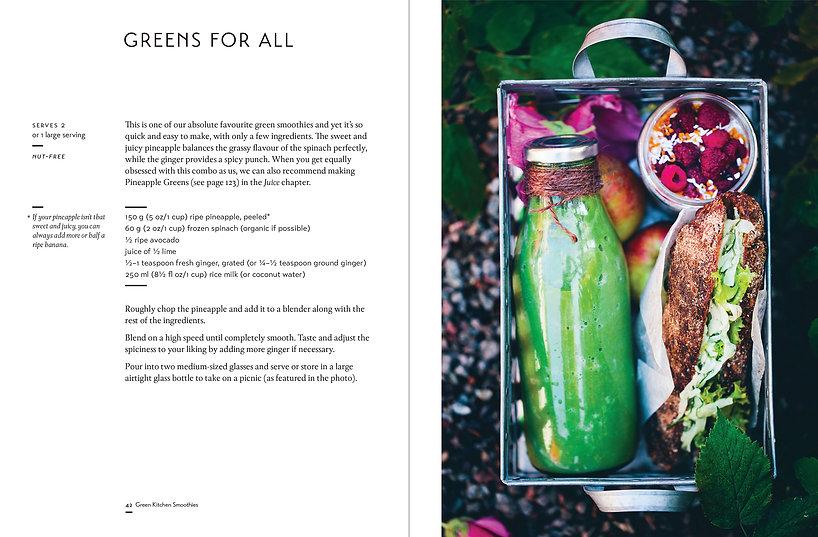 Green Kitchen SmoothiesSimple Smoothies_