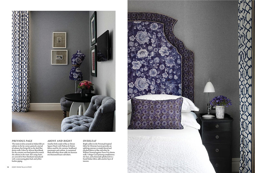 every room tells a story text spread 2.j