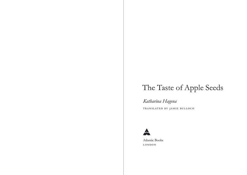taste of apple seeds title page spread.j