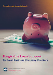 Forgivable Loan Support