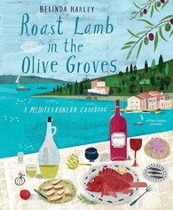 Roast Lamb in the Olive Groves